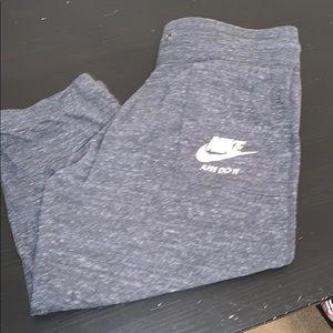Nike crop joggers